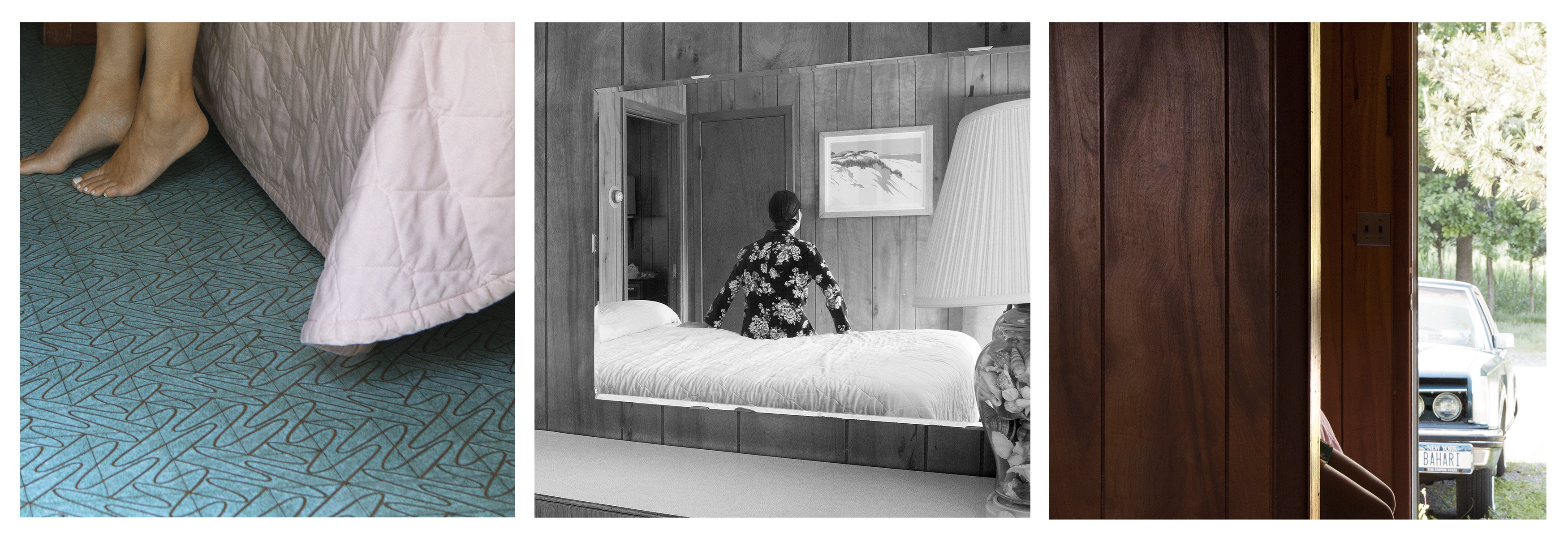 » Exposure #123.8, Greenport, N.Y., Silversands Motel, 1400 Silvermere Road, 06.12.17, 5:58 pm