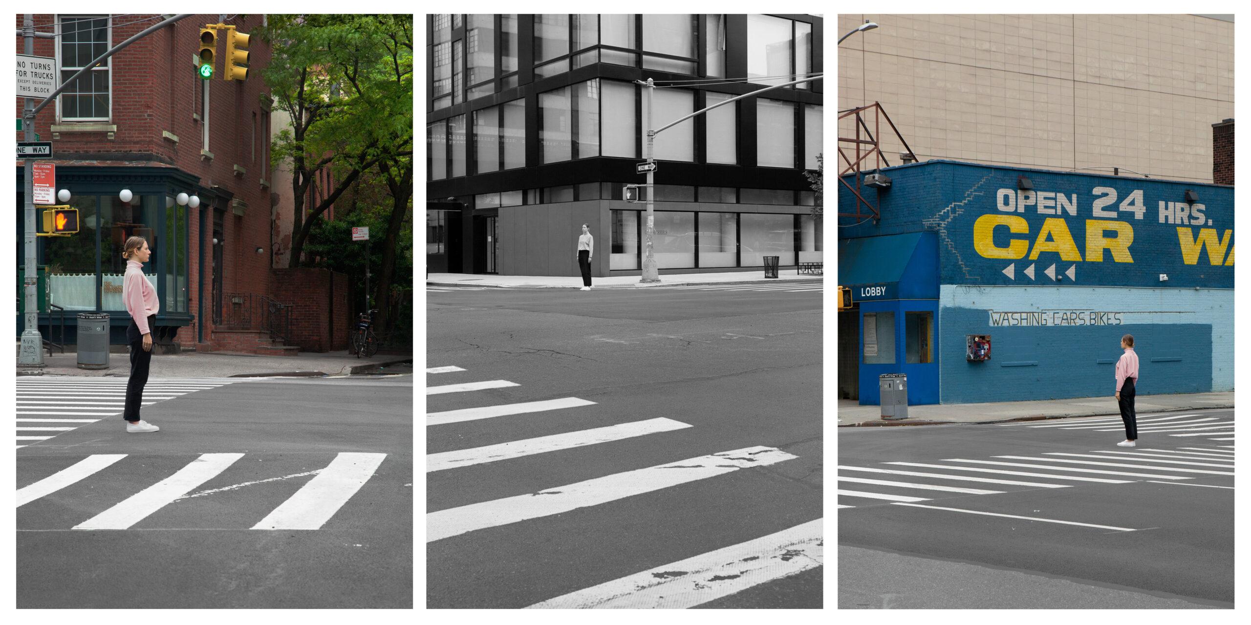 » Exposure #155: N.Y.C., 10th Avenue & 24th Street, 05.23.20, 9:36 a.m.
