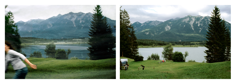 » Exposure #44: Barmsee, Bavaria, 08.18.06, 4:37 p.m.